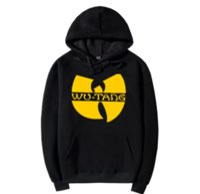 Wholesale white fleece jacket for men for sale – custom wu tang clan hoodie for men classic style winter sweatshirt style sportswear hip hop jacket clothing fast shipping ePacket