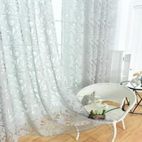 cortinas usadas venda por atacado-Use uma aparência moderna e contemporânea e crie uma fantasia sentimentos.gray Sheer Curtains.