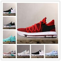 Wholesale orange kds for sale - Group buy Mens KD EP Basketball Shoes for mens designer X kds s Sports Sneakers color Male Sports Chaussures of Man Trainers