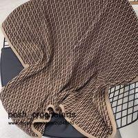 Wholesale blanket bags resale online - Fashion Designer Blankets for Newborn Gifts Cotton Designer Blanket Comes with Paper Gift Bag Packaging Quality Designer Baby Stuffs