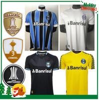 mejores camisetas al por mayor-2019 Gremio Paulista Camisetas de fútbol 19 20 Gilchmei Mejor Gremio Johnath MILLER LUAN Marlone Azevedo da Silva camiseta de fútbol mujer