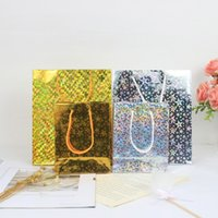 Wholesale birthday souvenirs for kids resale online - 50pcs Wedding Decoration Wedding Favors Gifts for Guests Paper Candy Box Birthday Party Decorations Kids Baby Souvenirs Gift Box