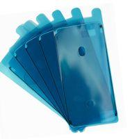 iphone 5g kurulu toptan satış-Su geçirmez Yapıştırıcı Bant Tutkal iphone 6 S 6 S Artı 7 7 Artı Ön Konut LCD Ekran Çerçevesi Sticker iphone 8 8 Artı X