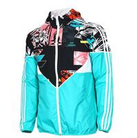 Wholesale cotton coat green online - Men Women Coats Brand New Jackets Spring Autumn Windbreaker Casual Coats