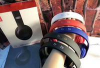 auriculares de buena calidad al por mayor-2019 Nuevo Para F3olosb Auriculares Bluetooth Altavoces Auriculares Inalámbricos Baratos Auriculares Con MIC Deporte Auricular Buena Calidad