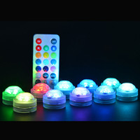BRELONG 3LED Diving Fish Tank Lamp Underwater Decorative Lights Holiday Decoration Night Light Battery Power Supply