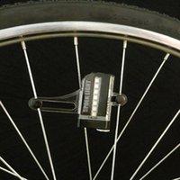 luz de la motocicleta para los neumáticos al por mayor-5-M Ciclo Bicicleta 14 LED Motocicleta Ciclismo Bicicleta Bicicleta Rueda Señal Neumático Habló Luz 30 cambios # 24438