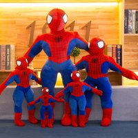 Wholesale marvel comics toys online - new arrival cm Large Spider Man plush toys Marvel animation activity gift doll plush toy Child birthday present