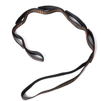 Wholesale yoga stretching rope resale online - 1PCS Multifunction Yoga Stretch Belt Yoga Chain Extender Hammock Extension Belt Rope M Loops