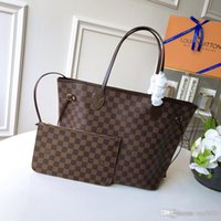 Wholesale two one handbags for sale – best Women s one shoulder bag handbag leather production large capacity design bag fashionable and generous