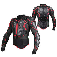Wholesale nylon racing motorcycle jacket resale online - SULAITE Full Body Sport Guard Armor Off road Motorcycle MTB Racing Shatter resistant Protective Jacket Sportswear Outdoor Acti