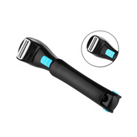 Wholesale diy beauty for sale - Beauty device Long Handle Back Shaver Personal Hair Trimmer For Men Professional Razor DIY Back Hair Remover PPA411