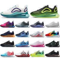 calzados infantiles rosa al por mayor-Nike air max 720 Zapatos de oxígeno Zapatillas deportivas WMNS Mens Trainer Serie futura Amanecer Jupiter Cabina Venus Panda Para Hombres Mujeres Zapatos de diseñador 36-45