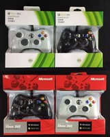 Wholesale xbox games accessories resale online - Wired USB Controller For Xbox Game Accessories Wired Gamepad Joypad Joystick For XBOX360 Microsoft Console PC Controle