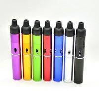 rüzgar boruları toptan satış-Tıklayın N Vape Bir Vape Sinsi Gizlice Bir Toke Sigara Metal Boru Buharlaştırıcı Tütün Rüzgar Geçirmez Torch Çakmak Çok Renkler DH0711