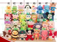 Wholesale boutique dolls resale online - new Grab the doll doll plush toy boutique cm catch doll machine wedding throwing grab machine