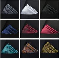 Wholesale chest towel for sale - Group buy Men s Fashion Pocket Towel High Quality and Diverse Designs Versatile Retro Suit Handkerchief Chest Towel Men s Business Suits Accessories