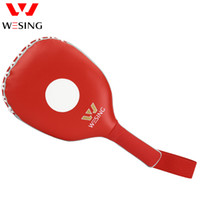 Wholesale punching training bags for sale - Group buy Wesing Pairs Taekwondo Foot Target kids Adult Boxing Sanda Training Hand Kick Target Muay Thai MMA training Hand Foot Target