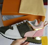 Wholesale men casual elevator shoes resale online - New Shoes Men Women Sneaker High Quality White Colors Thick Heel Grandpa Dad Trainer Triple S Casual Shoes With Elevator Shoes