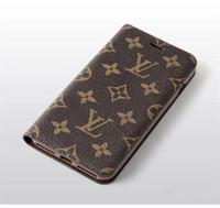 apple iphone чехол для кошелька оптовых-Для Iphong X Xr Xs max 8 8plus Luxury Wallet Phone Case кожаный держатель карты дизайнерский чехол для iphone 7 7plus 6 6S plus TPU задняя крышка