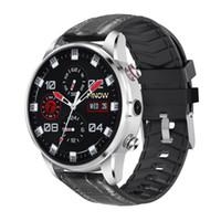 smartwatch handsfree оптовых-Лучшие Smartwatch X7 модные электростанции из нержавеющей стали фитнес-функции вызов и уведомления технология сенсорный экран часы смарт-часы здоровья