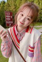 ingrosso nuovi maglioni della porcellana-Maglione della maglia di nuovo disegno della molla di autunno 2019 in pullover di riserva Vendita calda della Cina Ragazza di pagliaccetti alla moda delle donne Vendita superiore