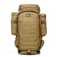 armee-rucksäcke groihandel-Armee Rucksack Tasche Rucksack Designer Treking Camo Special Forces Kombinierte Outdoor-Angriff Rucksack Camping Jagd Tactics Ausrüstung Rucksack