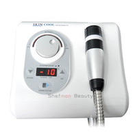 Wholesale electroporation mesotherapy machine for sale - Group buy 2 in Cryo No Needle Electroporation Meso Mesotherapy Skin Cool Hot Facial Anti Aging Skin Care Beauty Machine