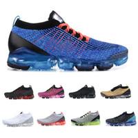 ingrosso furia nera-2019 cinese nuovo anno 2 uomini scarpe da corsa blu Fury Flash Crimson bianco puro platino donne triple nero 3.0 Designer Sport Sneaker con scatola