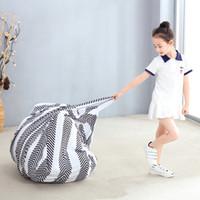 kadife örgü toptan satış-2 stil Büyük kapasiteli dokuma hareketli çanta kristal kadife saklama çantası ismarlama kalınlaşmış el oyuncak yuvarlak çanta alma
