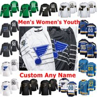 Wholesale tarasenko black ice jersey resale online - St Louis Blues All Star Hockey Jerseys Marco Scandella Jerseys Ryan O Reilly Vladimir Tarasenko Binnington Colton Parayko Custom men