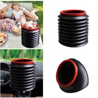 Wholesale car fish box for sale - Group buy Trendy L car folding collapsible bucket fishing bucket of high quality container storage box for car accessories Fast shipping