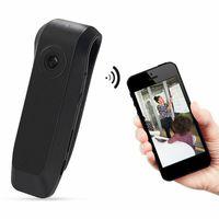 spionage kameras wifi großhandel-Mini WIFI 1080P Tonaufnahme Spy Camera Video Recorder mit WiFi APP sichtbar