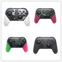 Wholesale sensing switch for sale - Group buy 2019 Bluetooth wireless gamepad controller With vibration sense suitable for SWITCH console game controller controller controller
