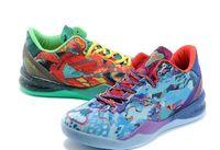 beste preis basketballschuhe großhandel-Original am besten für ZOOM KOBE VIII 8 SYSTEM PREMIUM Basketballschuhe Was die Kobe-Schuhe für Männer Neupreis Sportschuhe Größe 7-12