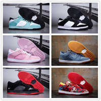 Wholesale camo shoes for sale resale online - Hot Sale Dunk Low SB Pro Camo Pigeon Fashion Running Shoes for Good Black Red Men Women Sports Sneakers Size
