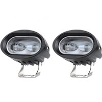 Wholesale 2PCS D K White W LED Work Light for SUV ATV Motorcycle Offroad Spotlight for Boats