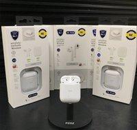 samsung kablosuz cep telefonları toptan satış-Y10 TWS Bluetooth 5.0 kablosuz şarj dock kulaklık kulaklık Pop-Up pencere kulaklık için iPhone Samsung Cep Telefonu