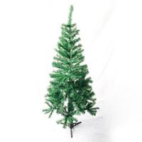 künstlicher minibaum großhandel-60cm Mini Weihnachtsbaum Gering Stil für Weihnachten Tischdekoration Umweltfreundlich PVC Künstliche Weihnachtsbaum-