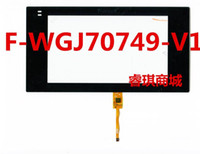 Wholesale v1 tablet for sale - Group buy 7 inch tablet pc LCD display screen resolution external screen cable No F WGJ70749 V1