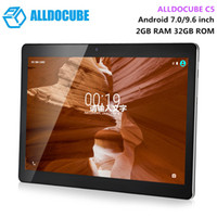 Wholesale tablet double for sale – best ALLDOCUBE C5 G Phablet Inch Android Tablets PC MTK6737 GHz GB GB WiFi Dual SIM Cards Front Rear Double Cameras