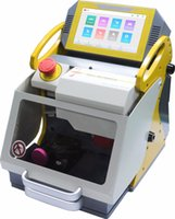 máquinas de corte portátiles al por mayor-El más nuevo SEC E9 Portable Laser Key Cutting Machine SEC-E9 Producto CNC más barato rápido para todos los automóviles