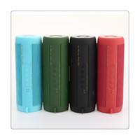 bluetooth für andriod großhandel-Outdoor Column Box Lautsprecher Wasserdichte tragbare Lautsprecher Wireless Best Bluetooth Lautsprecher für ios Andriod Hohe Qualität