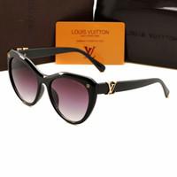 gafas de sol de protección solar al por mayor-Venta caliente Diseñador gafas de sol para hombres mujeres 2019 de alta calidad gafas de sol cuadradas Unisex moda lujo Shades UV400 protección