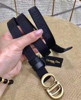neue mädchen mode jeans großhandel-Brand Designer Neues Angebot Fashion Woman DC Leinwand Gürtel für Frau Gurt Männer Jeans Kleid casual Gürtel Mädchen Geschenke