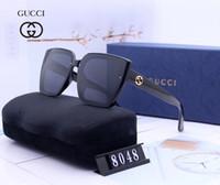 anteojos de mercurio al por mayor-Venta caliente Diseñador Pop Club Moda Gafas de sol Hombres Gafas de Sol Mujeres Retro Verde G15 gris marrón Negro lente de mercurio