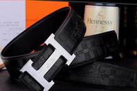 cravate de couleur métallique achat en gros de-2019qMost populaire classique hommes et femmes ceinture loisirs ceinture, boucle de ceinture commerce extérieur hommes et femmes mode joker loisirs argent