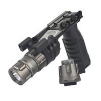lanterna dianteira venda por atacado-Tactical SF Lanterna M900V VERTICAL FOREGRIP WEAPENLIGHT (COM ROTULAGEM) EX451