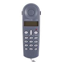 telefon ağı kablosu toptan satış-Stokta var! 1 takım Telefon Telefon Hattı Ağ Butt Testi Lineman Aracı Set Telefon Hattı Ağ Kablosu Test Cihazı