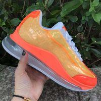 Wholesale air running 95 resale online - 2019 designer men women running shoes high quality Orange black Green Blue sports sneakers Size